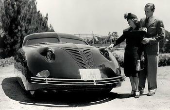 «Фантом Корсар» — автомобиль, опередивший свое время