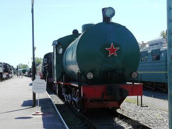 Музей железных дорог России. Санкт-Петербург