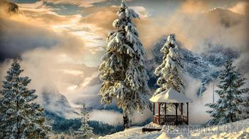 Зима... на ЮТУБе