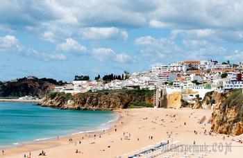 Альгарве. Райский уголок Португалии.Часть 1. Альбуфейра
