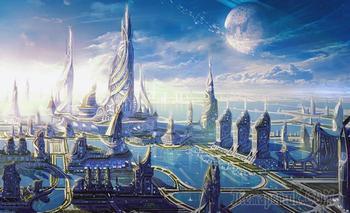 Как живут внеземные цивилизации: жилье, общество