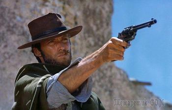 «Хороший, плохой, злой»: револьверы, которые покорили Дикий Запад