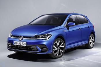Volkswagen Polo (хэтчбек) 2021: субкомпактная модель начального ценового сегмента