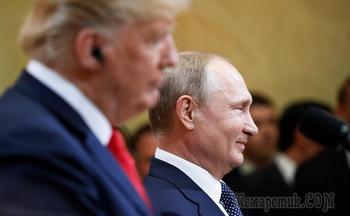 «В кармане у Путина»: Трампа обвинили в измене родине