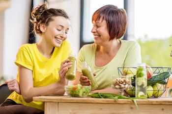Как должно меняться питание после 40 лет