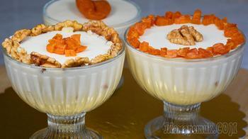 Приготовьте этот простой десерт: желе из ряженки и желатина