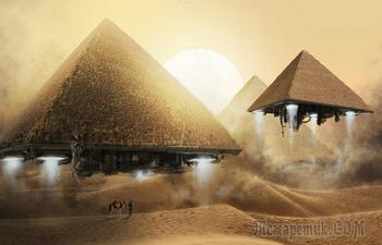 Признаки того, что на древний Египет могли оказывать влияние инопланетяне