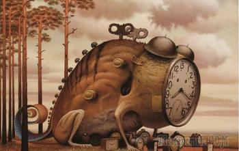 «Часы с сюрпризом»: История будильника и других способов проснуться, которые придумывали люди