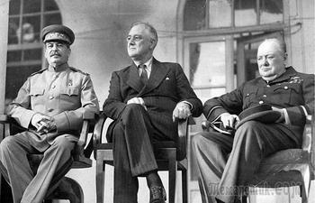 Зачем немцы хотели похитить Сталина, Рузвельта и Черчилля, и почему им это не удалось