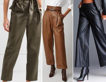 Стильные брюки 2020