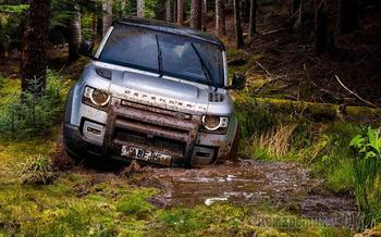 Новый Land Rover Defender: перечисляем главные отличия
