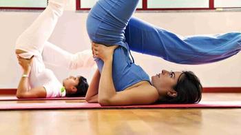 Скорая помощь для позвоночника — упражнения от боли в спине