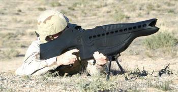 10 видов футуристического оружия, которое может изменить расстановку сил