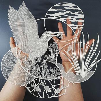 Чудеса из бумаги от Pippa Dyrlaga