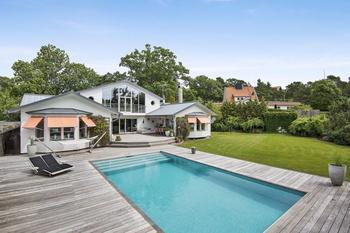 Дом для большой семьи в Швеции