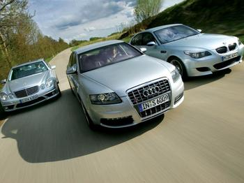 Список лучших немецких автомобилей по классам