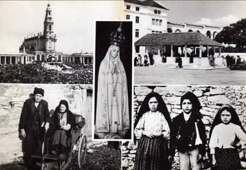 Явление Девы Марии в португальском городе Фатима
