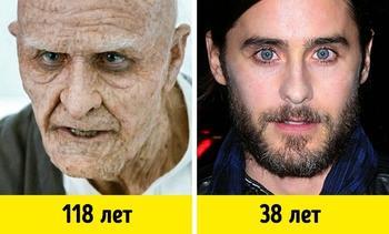 10 актеров, которые блестяще играют персонажей старше себя