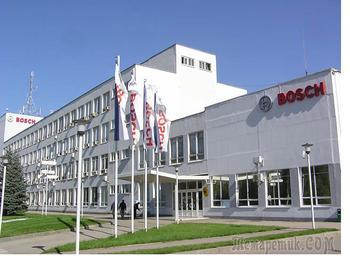 Росийскому Bosch – четверть века