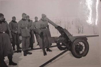 Трофейные советские противотанковые орудия в ВС Германии во Вторую мировую