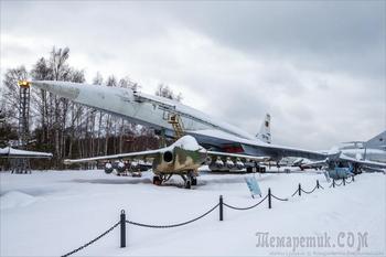 Судьба сверхзвукового Ту-144 СССР-77106