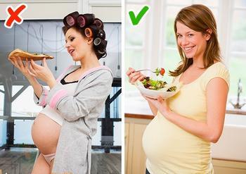 13 самых стойких мифов о беременности, в которые мы все еще верим