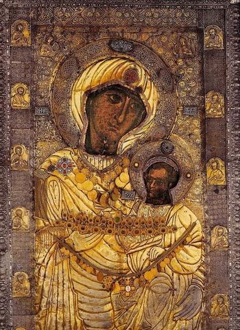 Об Иверской иконе Божией Матери
