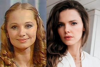 Дочери советских актрис, которые красивее своих мам