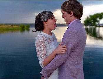 Свадебные фотоприколы и конфузы