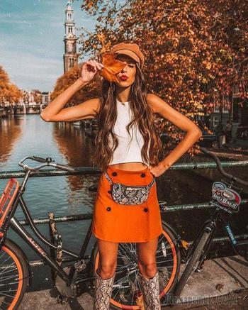 Девушка-праздник Marta Sierra: новые образы