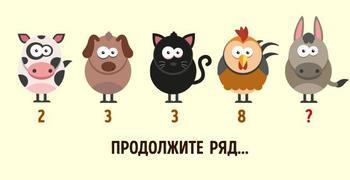 5 головоломок, которые дети решают быстрее, чем взрослые
