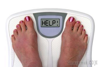 Почему женщины набирают вес после 40 лет