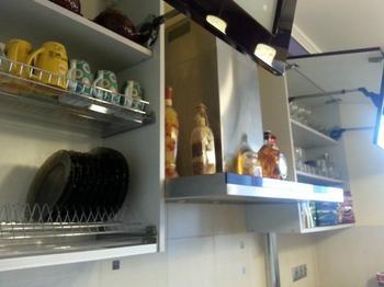 Кухня: фиолетовый, баклажан и сиреневый