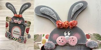 Пасхальный кролик/Декор