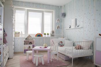Детская: сказочная комната