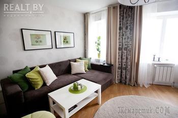 Посмотрите, как минчане обустраивают квартиры с необычной планировкой
