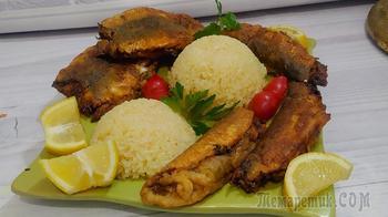 Рыба. Рыбные сендвичи.