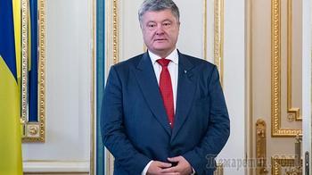 Порошенко обвинил Россию в стремлении оккупировать Азовское море