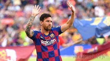 «Непростое время»: Месси хотел уйти из «Барселоны»