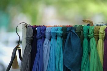 Азбука рукодельницы: как изготовить французскую косынку своими руками
