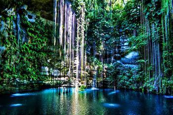 Мастерская природы: 10 самых красочных природных чудес света