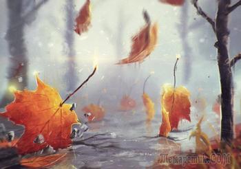 Ноябрь (Стих)