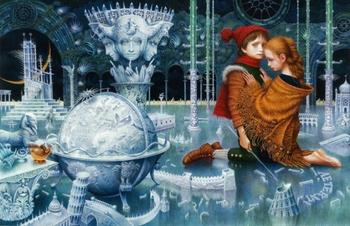 Когда в сердце живёт сказка: потрясающие иллюстрации художника Владислава Ерко