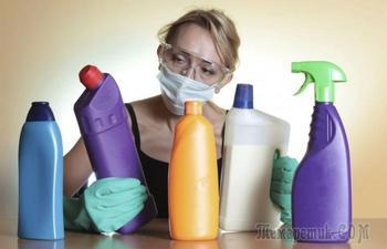 7 чистящих средств, которые ни в коем случае нельзя смешивать