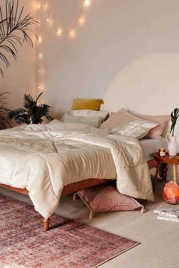 Интересные идеи для маленькой спальни