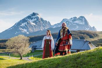 Норвежский музей Лофотр: путешествие в мир викингов