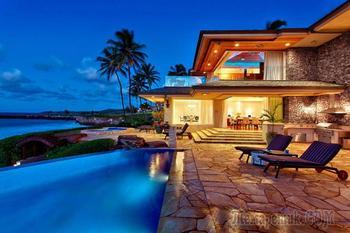 Элитный особняк на Гаваях