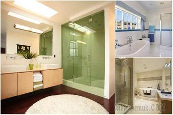 20 вдохновляющих идей дизайна ванной комнаты для тех, кто затеял ремонт