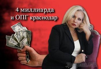 Как украли 4 миллиарда рублей / Алпатова и ОПГ