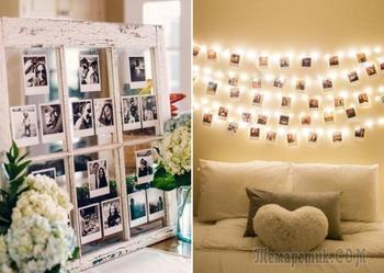15 креативных советов, как развесить фотографии по дому, чтобы сердце трепетало